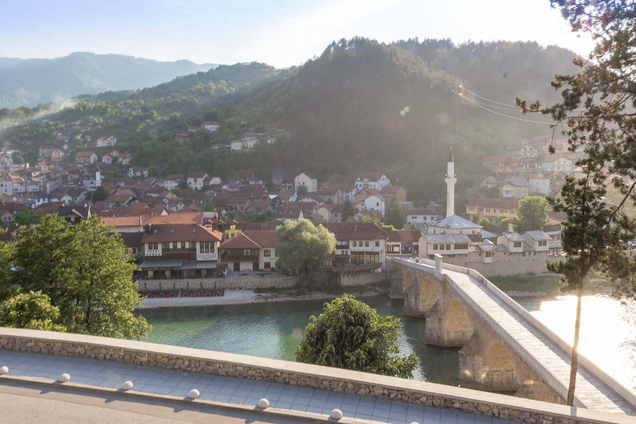 Old Bridge in Konjic